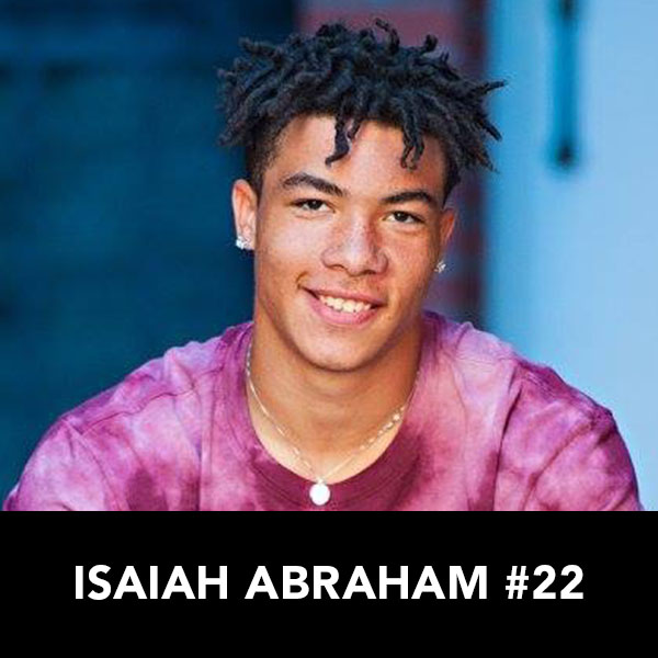 Isaiah Abraham