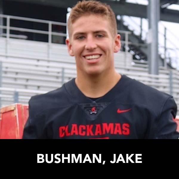 Jake Bushman