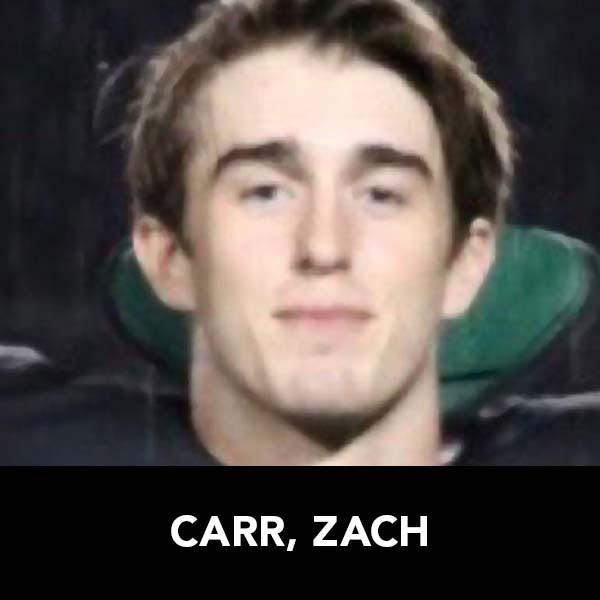 Zach Carr