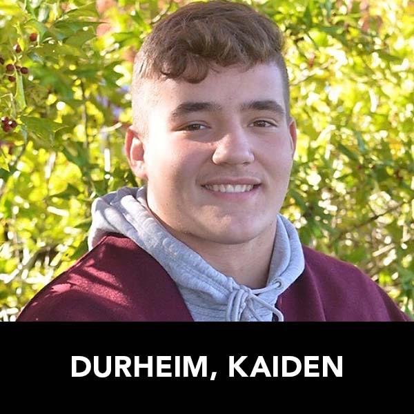 Kaiden Durheim