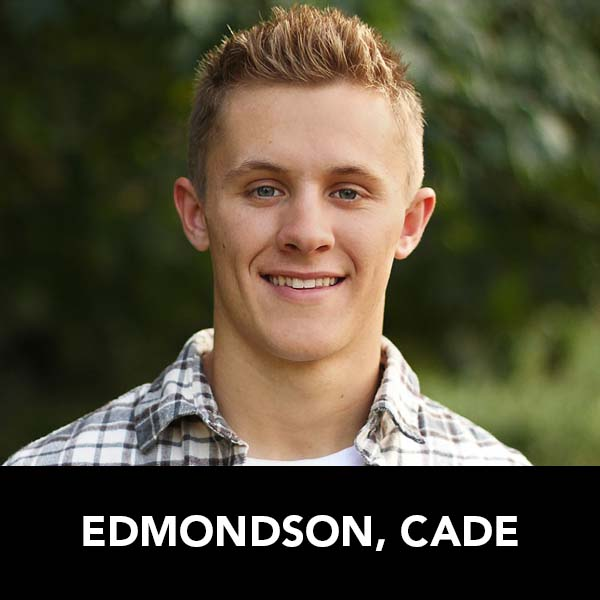 Cade Edmondson