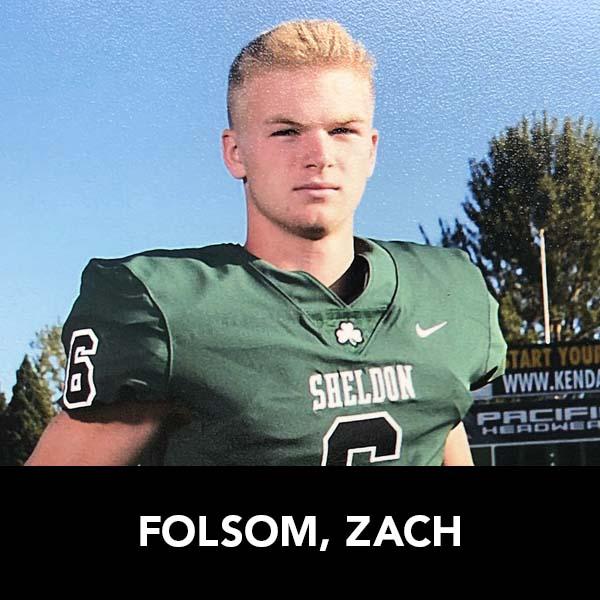 Zach Folsom
