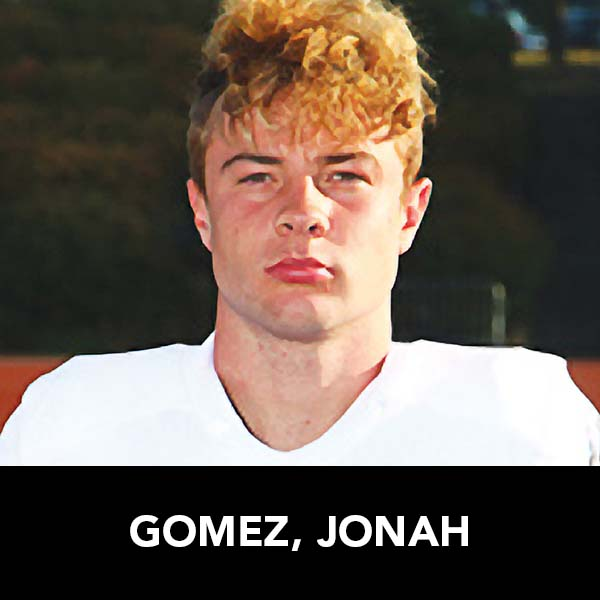 Jonah Gomez