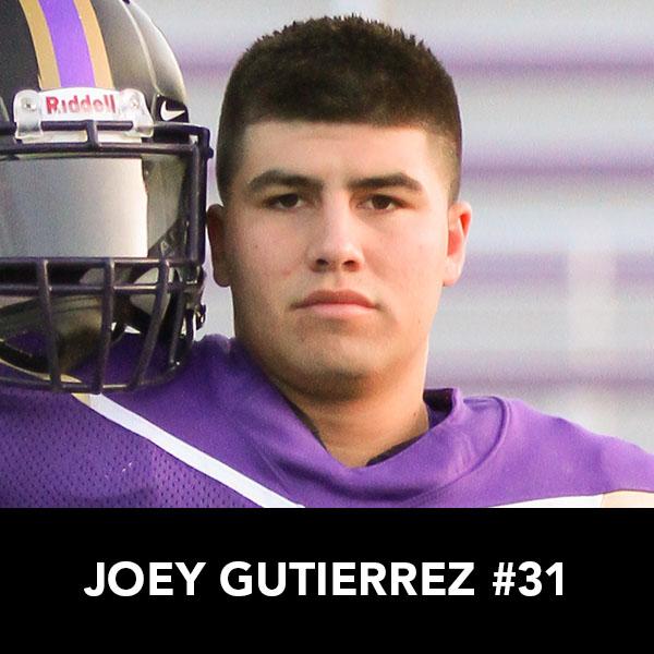 Joey Gutierrez
