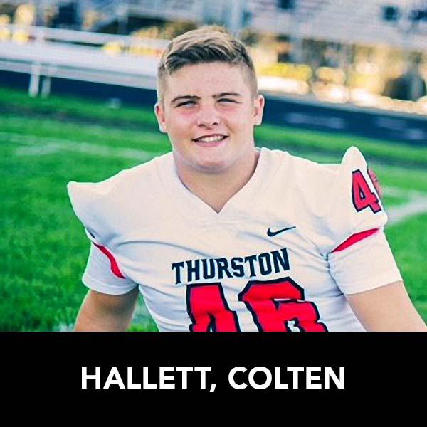 Colten Hallett