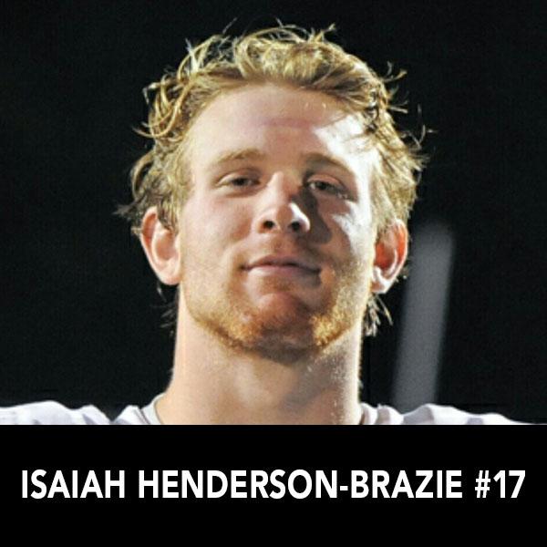 Isaiah Henderson-Brazie