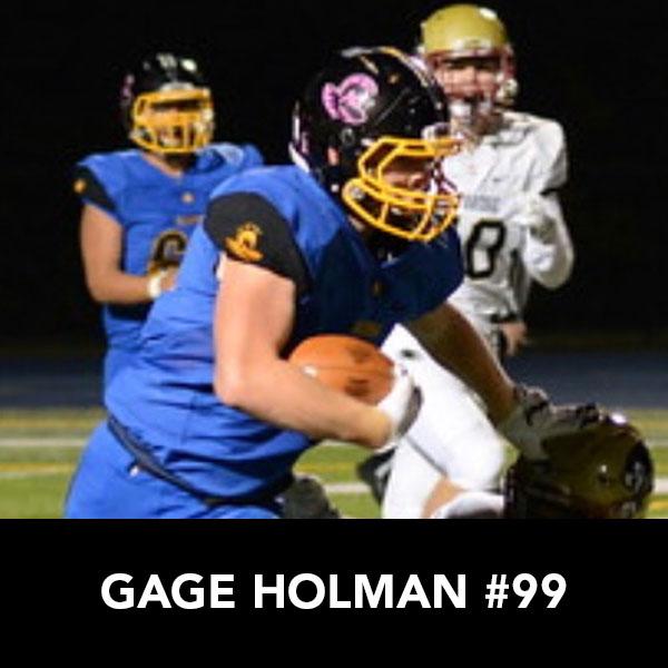 Gage Holman