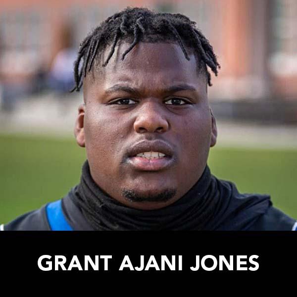 Ajani Jones