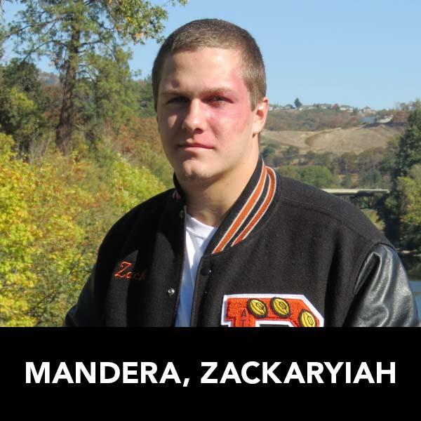 Zackaryiah Mandera