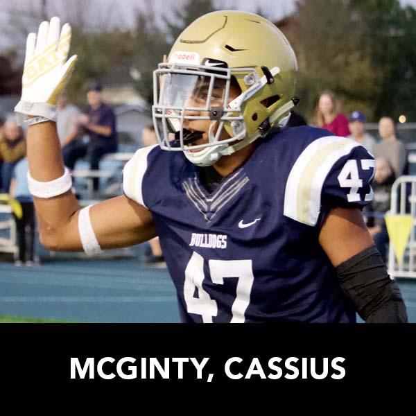Cassius McGinty