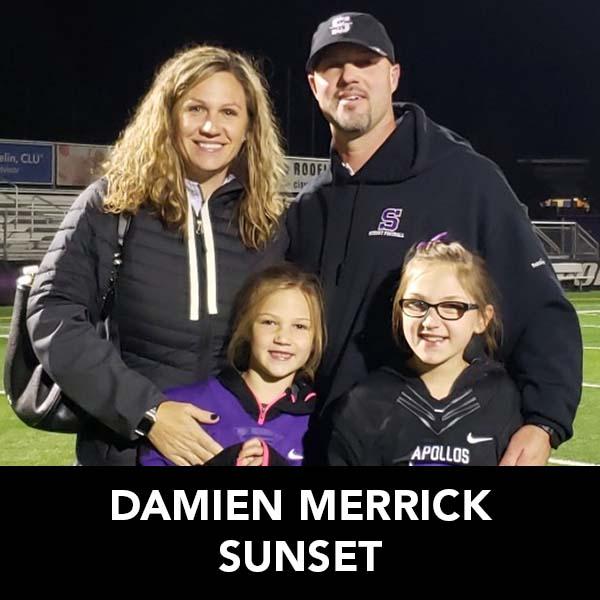 Damien Merrick