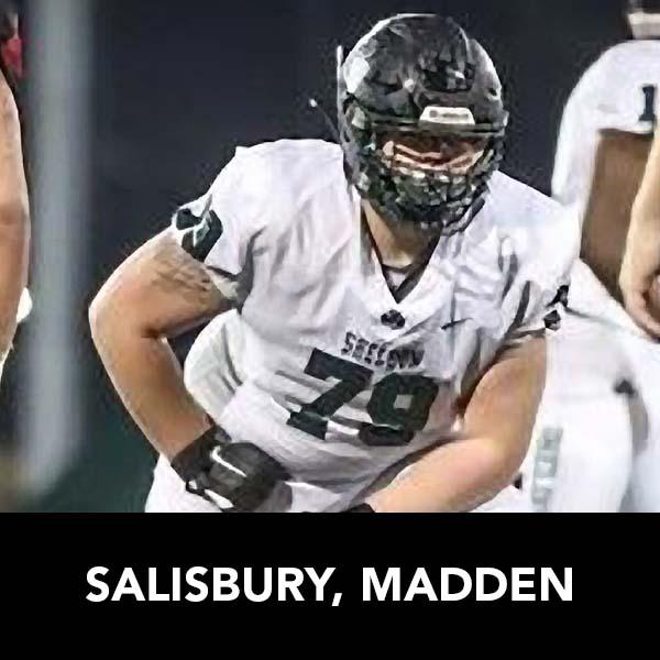 Madden Salisbury