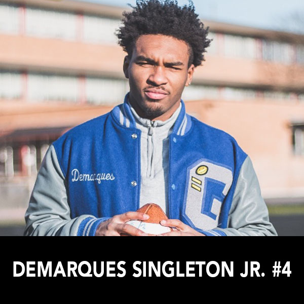 Demarques Singleton
