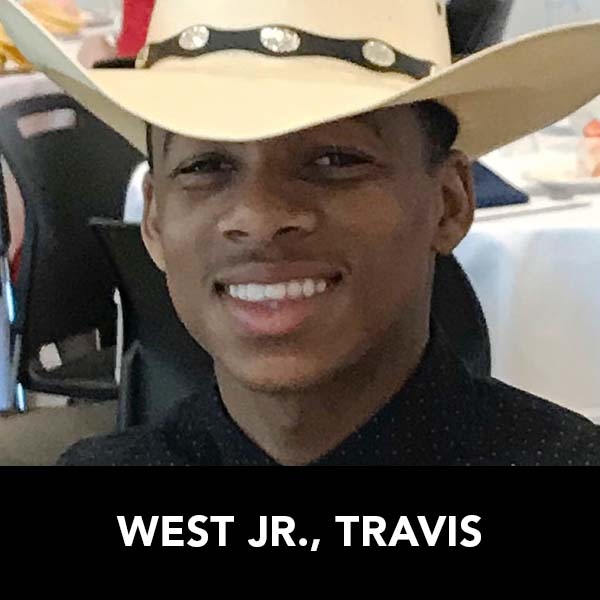 Travis West Jr