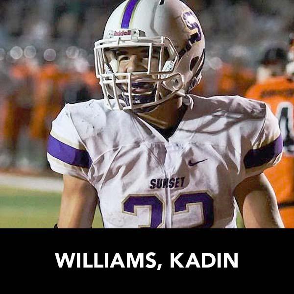 Kadin Williams