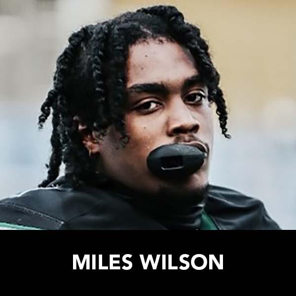Miles Wilson