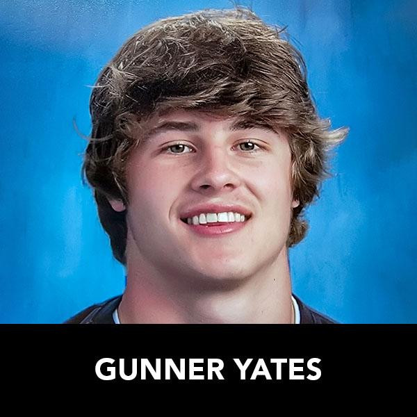 Gunner Yates